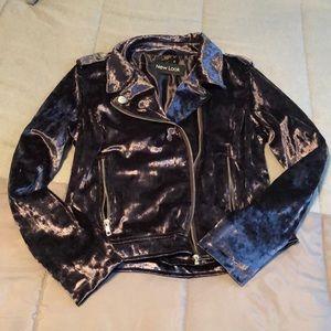 Fashion Nova Purple Jacket